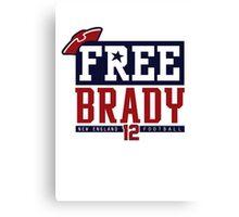 free Brady Canvas Print