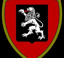 Aosta Mechanized Brigade (Italian Army) by wordwidesymbols