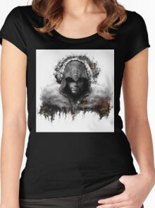 assassins creed. Ezio Auditore Women's Fitted Scoop T-Shirt