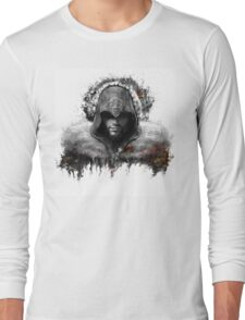 assassins creed. Ezio Auditore Long Sleeve T-Shirt