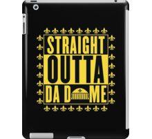 Straight Outta Da Dome iPad Case/Skin