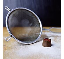 Pour l'amour du chocolat Photographic Print