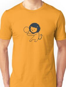 Ping pong lion Unisex T-Shirt
