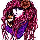 Vali Myers by Jacqueline Gwynne