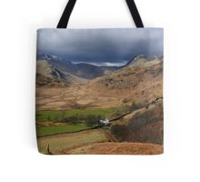 One bare dwelling; one abode, no more! Tote Bag