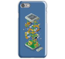 The Sun Stained Box Of Joy iPhone Case/Skin