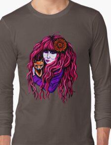 Vali Myers Long Sleeve T-Shirt