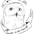Hedwig, Forever in our Hearts by Dianne Tanner