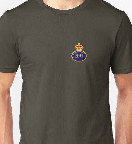 Home Guard Lapel Badge Unisex T-Shirt