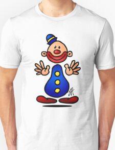 Cheerful circus clown T-Shirt