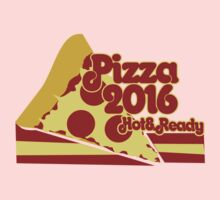 Pizza 2016 election Kids Tee