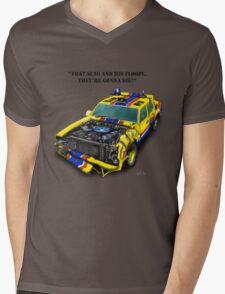 Big Bopper version 2 Mens V-Neck T-Shirt