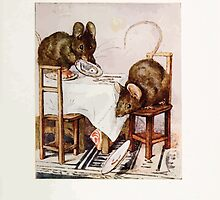 The Tale of Two Bad Mice Beatrix Potter 1904 0039 Fake Ham Broke off the Plate by wetdryvac