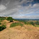 Malvern Hills: High Summer by Angie Latham