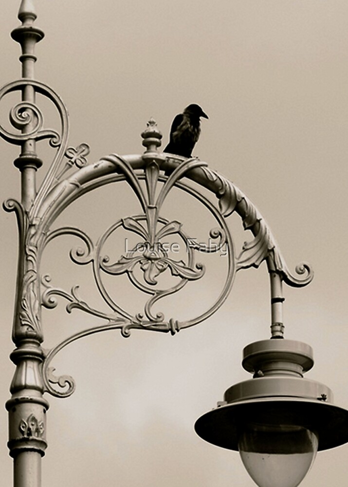 The Raven by Louise Fahy