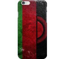 Malawi Grunge iPhone Case/Skin