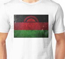 Malawi Grunge Unisex T-Shirt