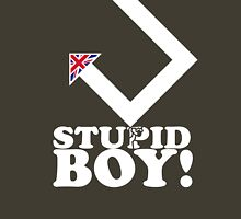 Stupid Boy - Arrow Unisex T-Shirt