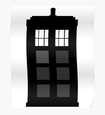 TARDIS Poster