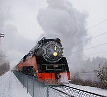 The Polar Express by gwynf