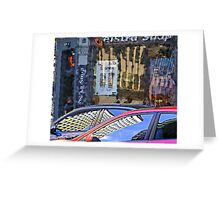 melbourne buzz Greeting Card