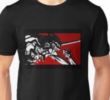 Eva 01 - End of Evangelion Unisex T-Shirt