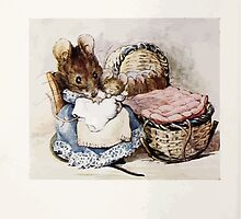 The Tale of Two Bad Mice Beatrix Potter 1904 0072 Raising Babies in Stolen Goods by wetdryvac