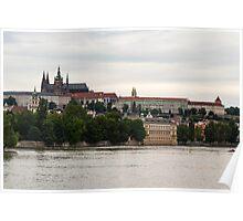 Prague castle - Prague, CZ Poster