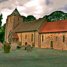 St John of Beverley Church - Salton by Trevor Kersley