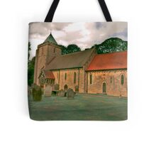 St John of Beverley Church - Salton Tote Bag