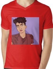 VA - Bretman Rock Mens V-Neck T-Shirt