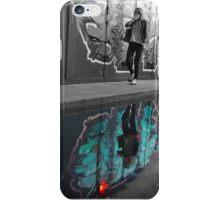 SPILL. (Brick Lane, London) iPhone Case/Skin