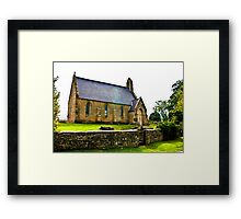Church of The Holy Epiphany - Butterwick. Framed Print