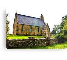 Church of The Holy Epiphany - Butterwick. Metal Print