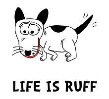 Dog Ruff by AmazingMart