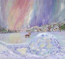 North Pole Accomodation  by Mary Sedici