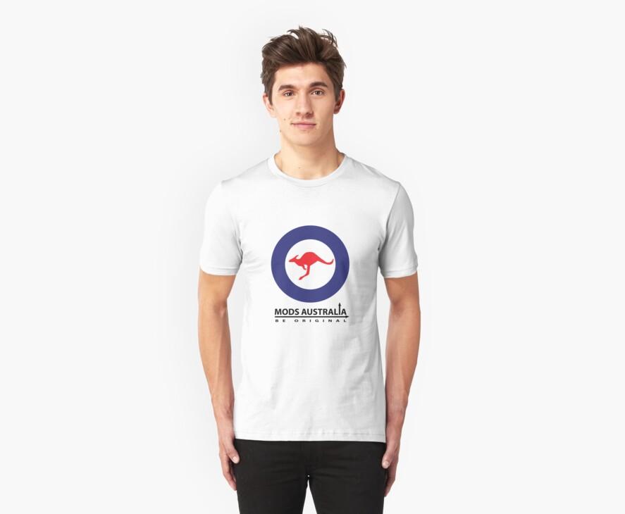 Ltd 50 t-shirt by ModsAustralia