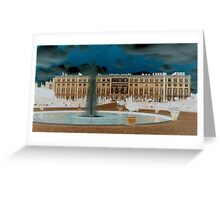 The Palace Greeting Card