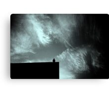 Southbank Sky Art No. 02 Canvas Print