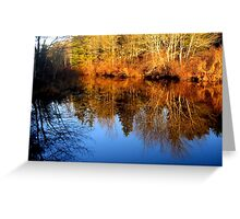 A Beautiful Mirror Greeting Card
