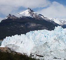Rock and Ice at the Perito Moreno Glacier by SkiCC