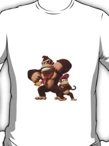 Diddy and donkey kong T-Shirt