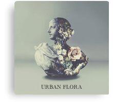 Alina Baraz & Galimatias - Urban Flora Canvas Print