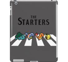 Pokemon starters - Beatles parody  iPad Case/Skin