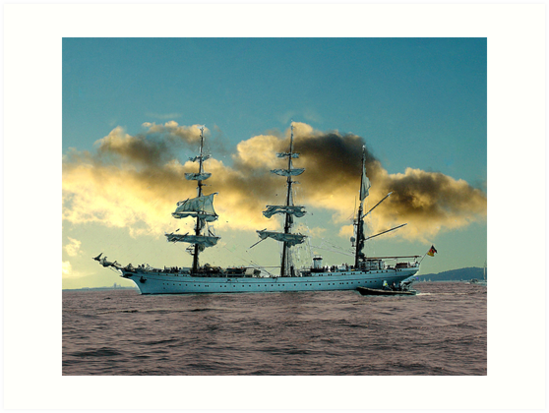 Ship of Dreams by George Cousins