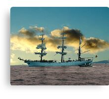 Ship of Dreams Canvas Print