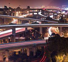 The Arteries of San Francisco by MattGranz