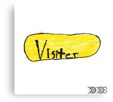 The Dodos - Visiter Canvas Print