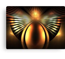 Chestnut Wings Canvas Print