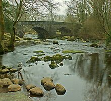 Skelwith Bridge by VoluntaryRanger